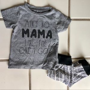 Baby Outfit Set Gender Neutral